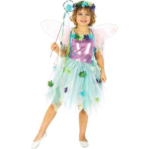 Fiber Optic Garden Fairy Toddler Halloween Costume by Rubies