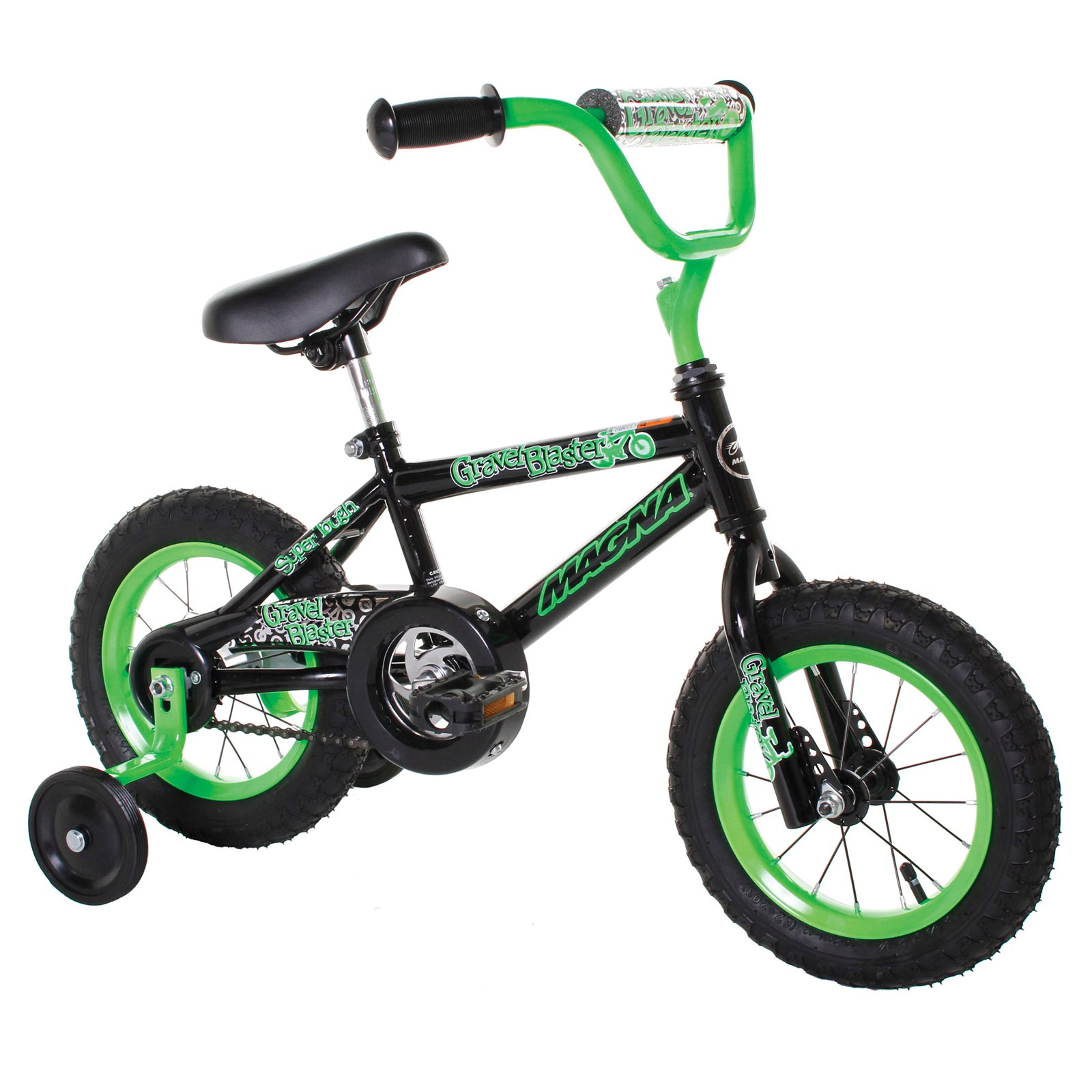 "12"" Magna Gravel Blaster Boys' Bicycle"
