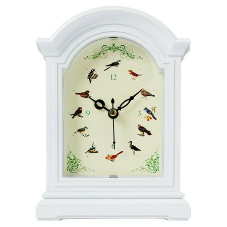 Singing Bird Mantel Clock