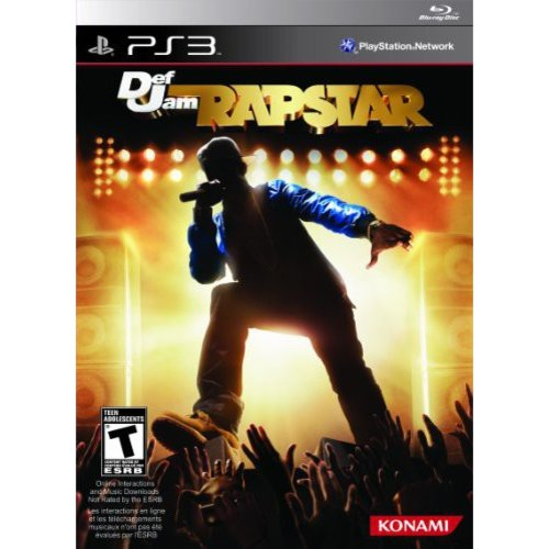 Def Jam Rapstar - game only (PS3)