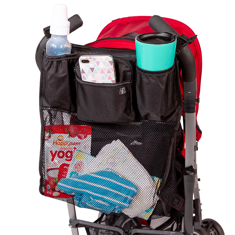 Personalised  Pram charm for car seat pushchair changing bag etc 7 designs