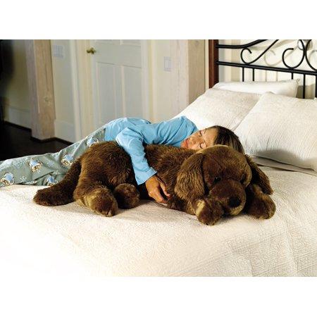 Super Soft Labrador Body Pillow With Realistic Features Walmart Com