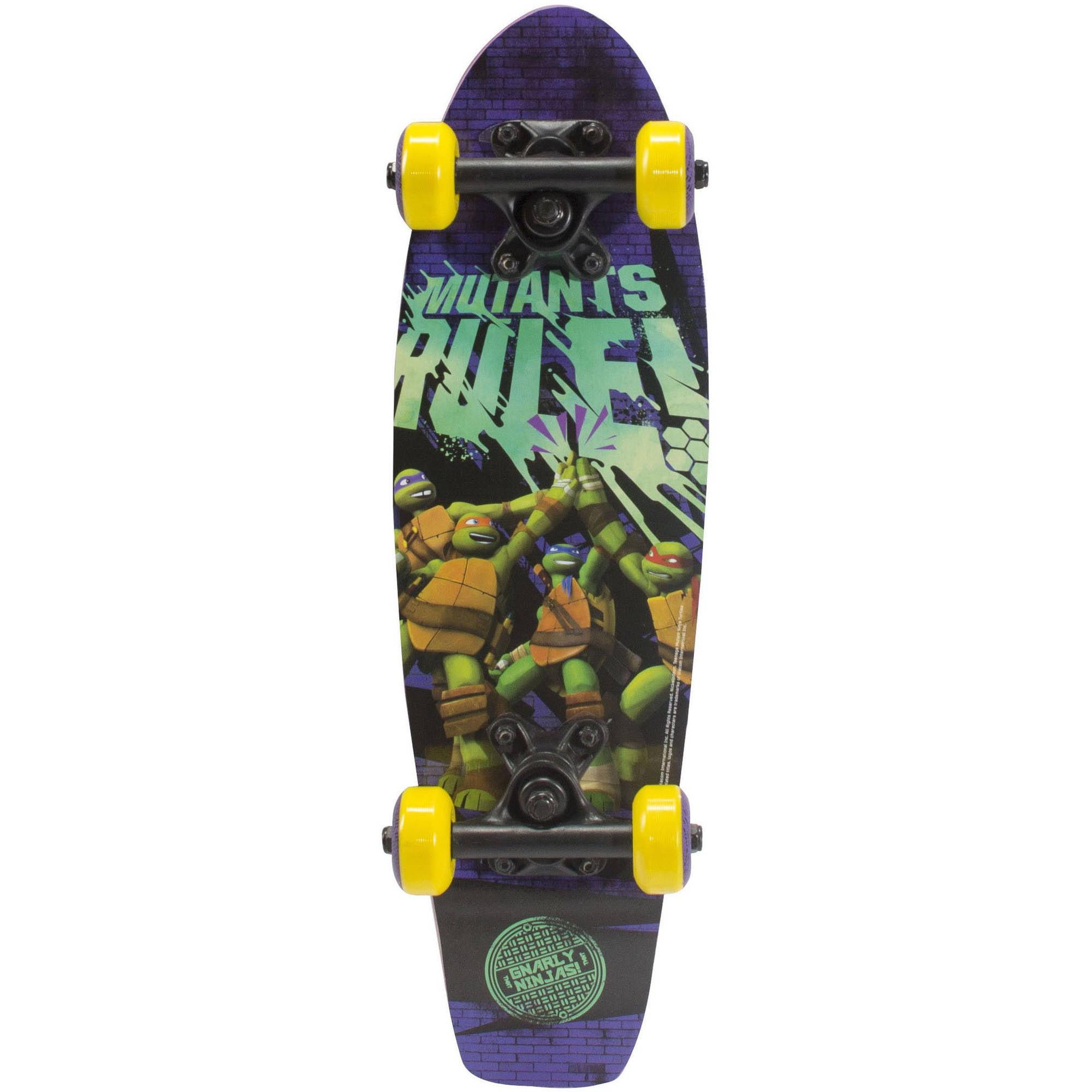 "Playwheels Boys Kids 21"" Complete Skateboard"