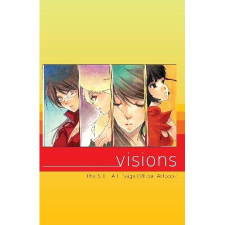 Visions  The Art Of The S T E A L  Saga