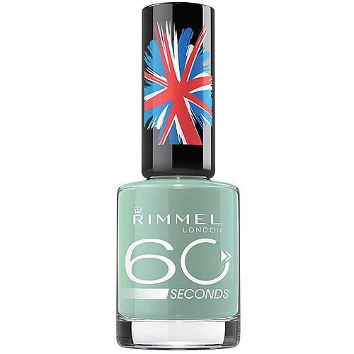 Rimmel 60 Seconds Nail Polish, Mintilicious