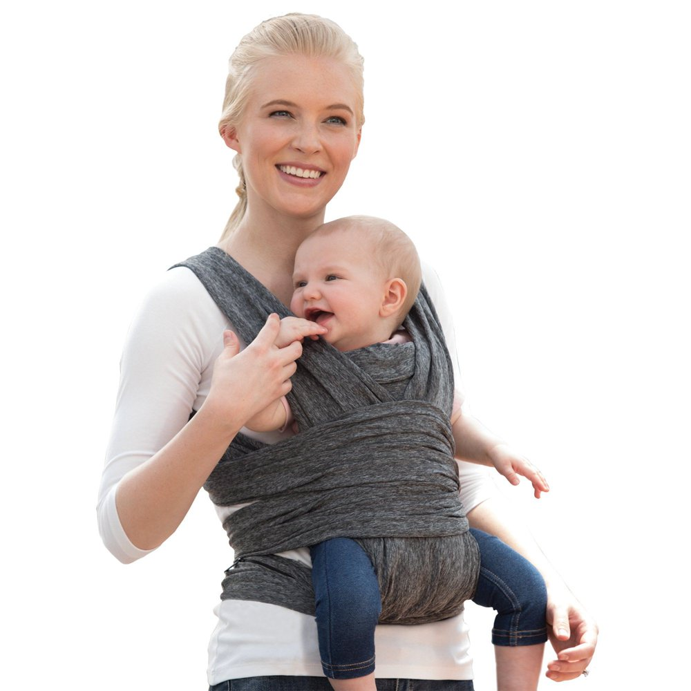 Boppy® ComfyFit® Hybrid Baby Carrier - Heathered Gray