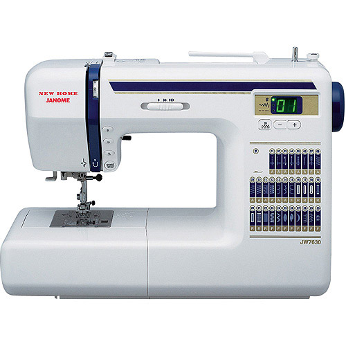 Janome 30-Stitch Sewing Machine, JW7630