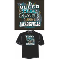 the latest 64be7 a9cb0 Jacksonville Jaguars T-Shirts - Walmart.com