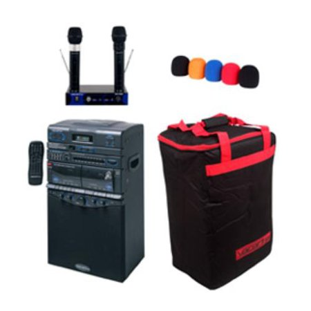 Vocopro Dtx9909 Digital Key Control Mixing Amplifier