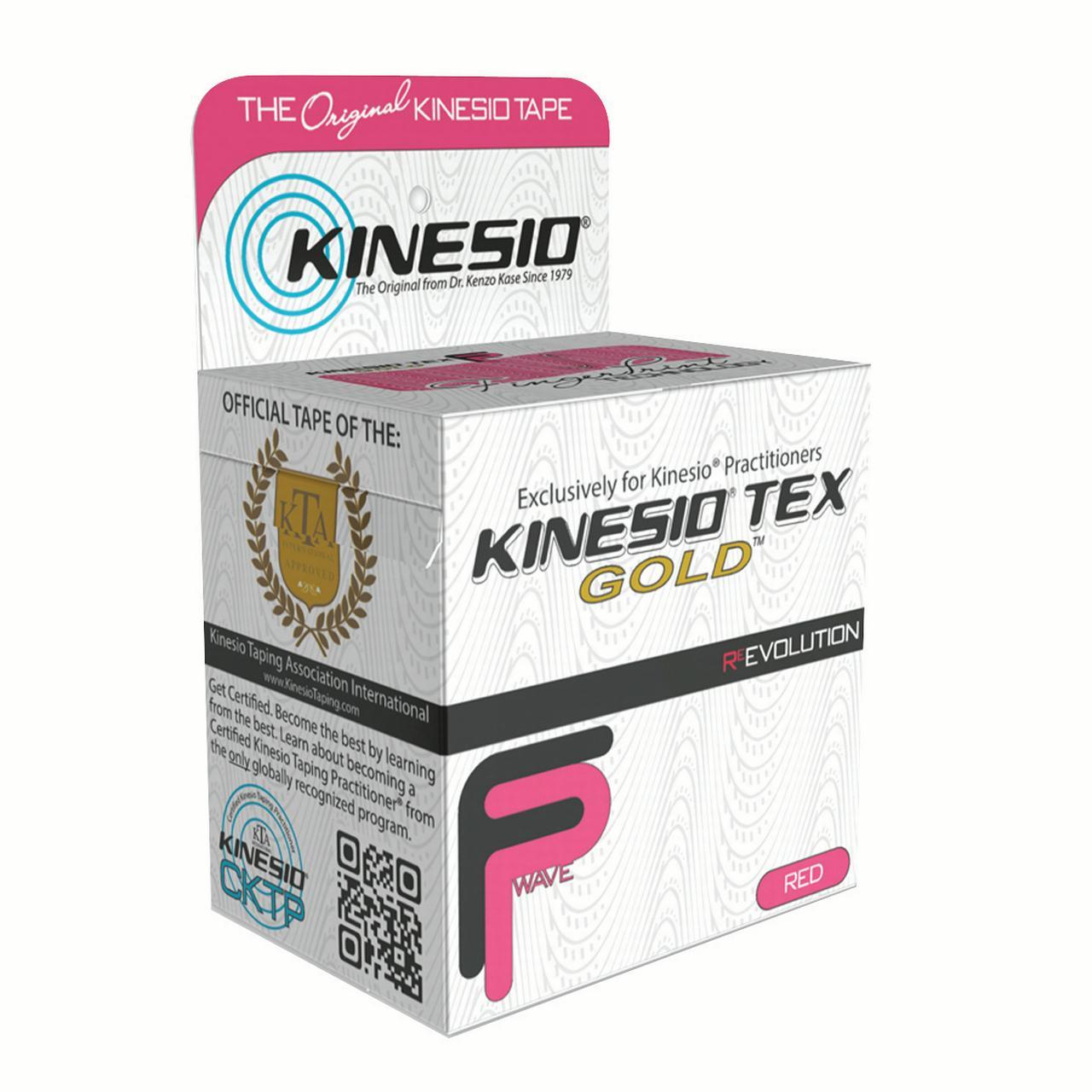 "Kinesio Tape, Tex Gold FP, 2"" x 5.5 yds, Beige"