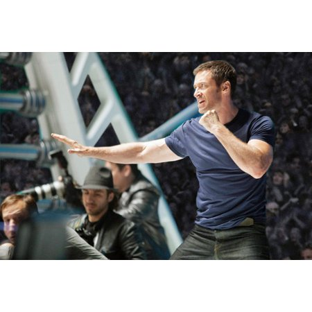 Hugh Jackman Real Steel 24x36 Poster](Real Steel Age Rating)