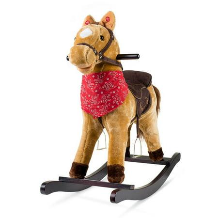 JOON Joon Cowboy Pony Rocking Horse