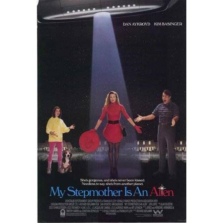 My Stepmother Is An Alien Poster Movie  27X40