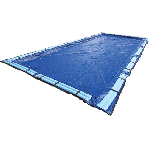 Blue Wave Gold 15-Year 12' x 24' Rectangular In-Ground Pool Winter Cover