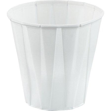 Solo, SCC4502050CT, Cup 3.5 oz. Paper Cups, 5000 / Carton, - 3.5 Oz To Cups
