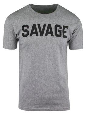 107a53e1 Product Image Mens SAVAGE Shirts Hip Hop Culture Urban Apparel