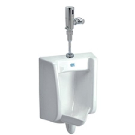 Zurn Z5755-U Dual Flush Wall Mounted Urinal with 3/4in Top