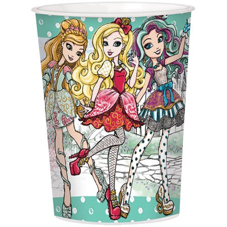 Ever After High Party Supplies (Ever After High 16oz Favor Cup (Each) - Party)
