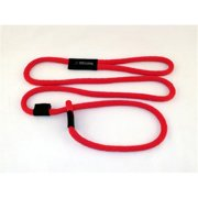 Soft Lines P20610RED Dog Slip Leash 0.37 In. Diameter By 10 Ft. - Red