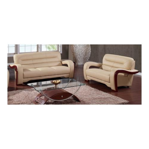 Global Furniture USA 992 RV S/L Gilbrey Bonded Leather Sofa And Loveseat