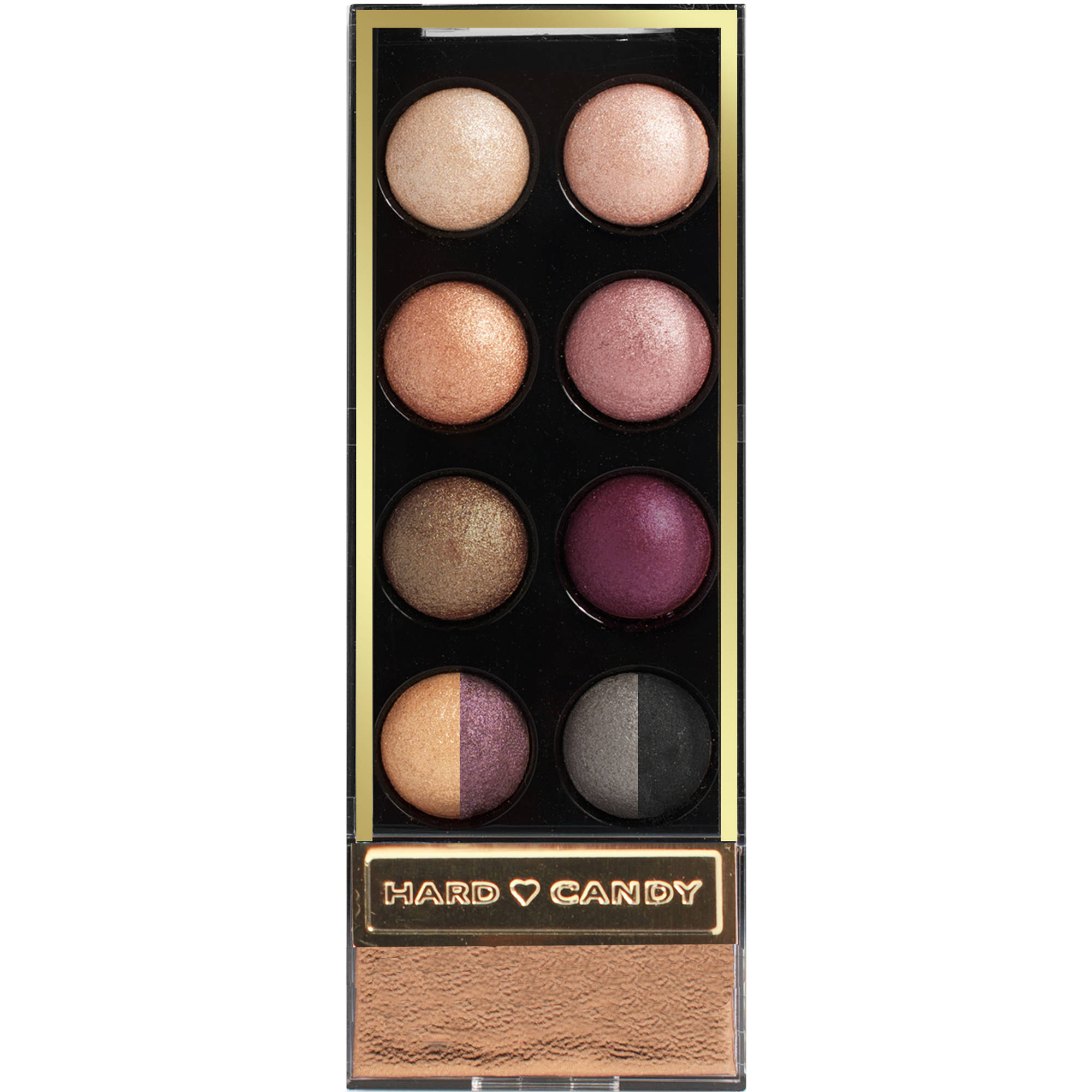 Hard Candy Super Mod Eye Shadow, Nudes n' Roses, 5.76 oz, Nude Pink