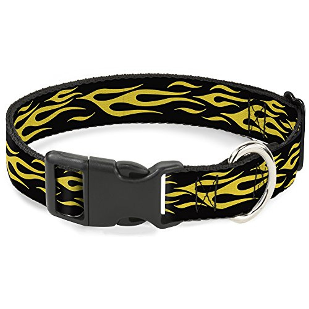 Buckle Down Buckle-Down Pet Plastic Clip Dog Collar