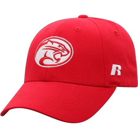 Men's Russell Red Houston Cougars Endless Adjustable Hat - OSFA](Houston Cougars Hat)