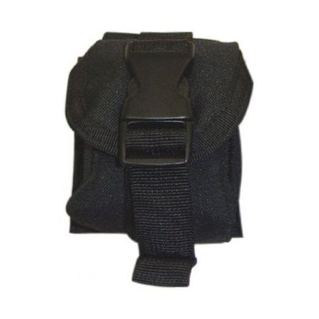 Condor Single Frag Grenade Pouch, Black