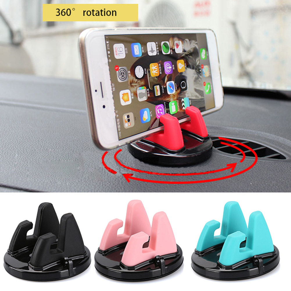 Moderna 360 Degrees Rotate Universal Car Dashboard Mobile Phone Holder Mount Stand