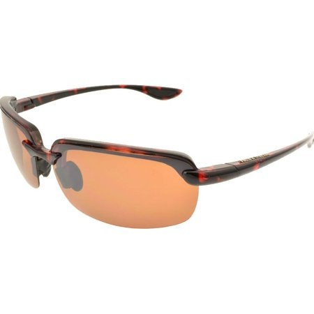 7fe0d583b17 Field   Stream - Field   Stream Men s Birdy Polarized Sunglasses Brown  Demi Brown - Walmart.com