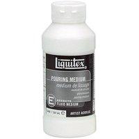 Liquitex Professional Pouring Effects Medium, 8-oz