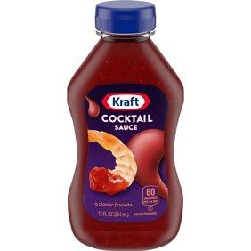 Kraft Horseradish Sauce 12 Fl Oz Bottle Walmart Com Walmart Com