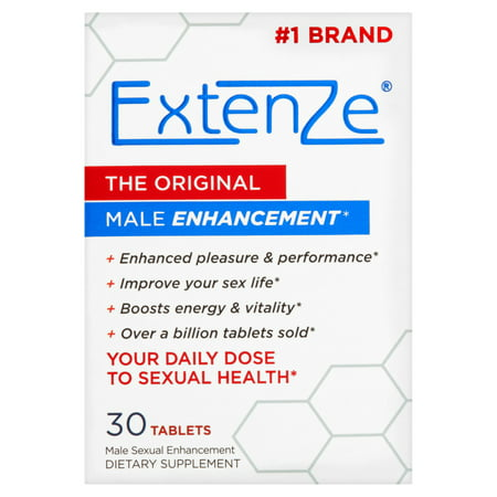 Extenze Original Formula Male Enhancement  30 Ct