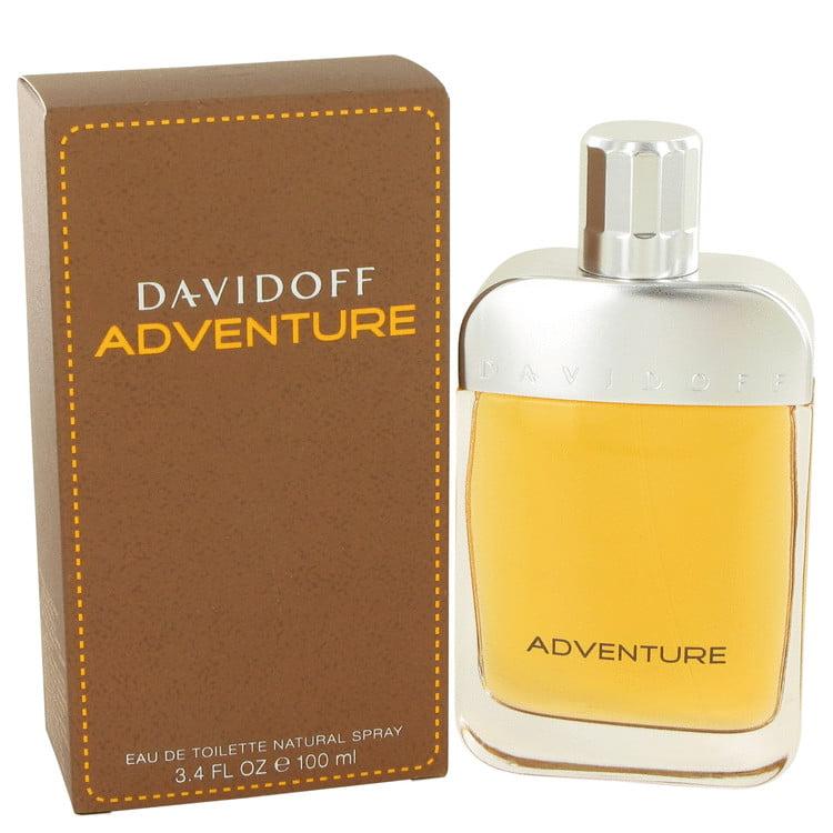 Davidoff Davidoff Adventure Eau De Toilette Spray for Men 3.4 oz