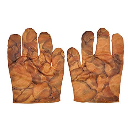 The Thing Muscle Gloves Adult Halloween Accessory