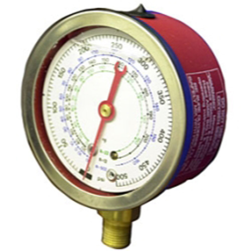 TIF Instruments 9632R High Side R12 and R22 Auto Glycerine Refrigerant Gauge