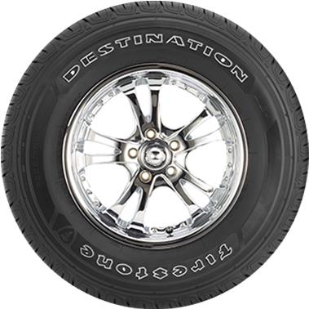 Firestone Destination LE 2 P245/70R17 Tire