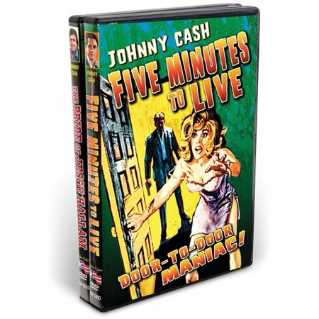 Johnny Cash: Man In Black Movie Collection (DVD) - Best Male Movie Characters