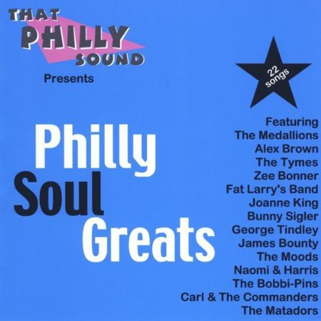 Philly Soul Greats   Philly Soul Greats  Cd