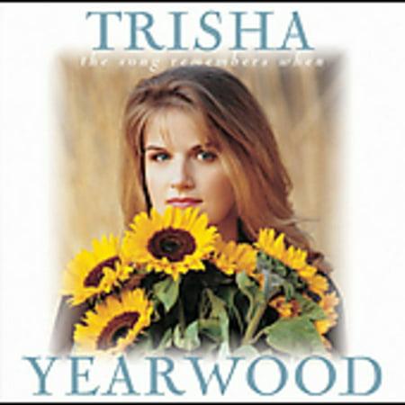 Trisha Yearwood - Song Remembers when [CD]