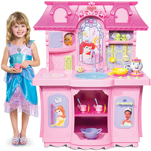 disney princess fairytale kitchen walmart
