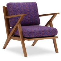 Vintage Sun Mid-Century Accent Chair by Drew Barrymore Flower Home