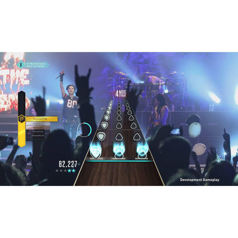 Guitar Hero Live w/ Guitar (Xbox ONE) - Walmart com