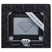 Etch A Sketch Classic, 60th Anniversary Diamond Edition with Magic Screen, for Ages 3 and Up