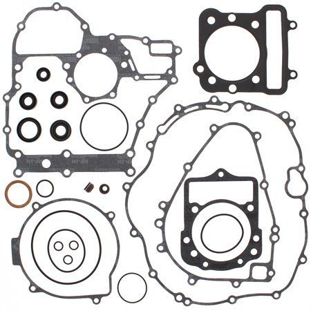 New Vertex Gasket Set with Oil Seals (811872) for Kawasaki