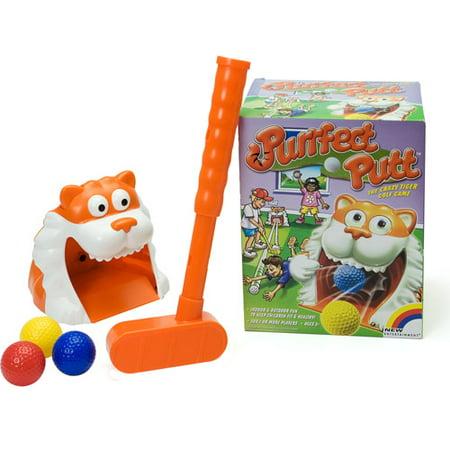 Putt Game - Purrfect Putt Golf Game