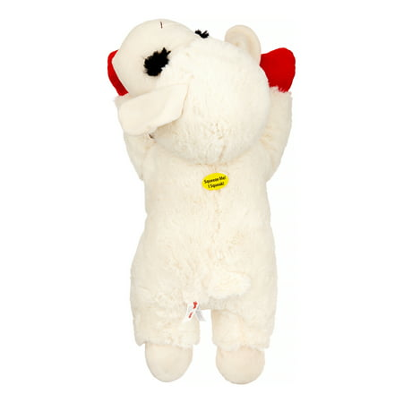 MultiPet Lamb Chop Dog Toy, 24