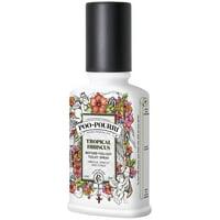 Poo~Pourri Before-You-Go Toilet Spray, Tropical Hibiscus Scent, 4oz
