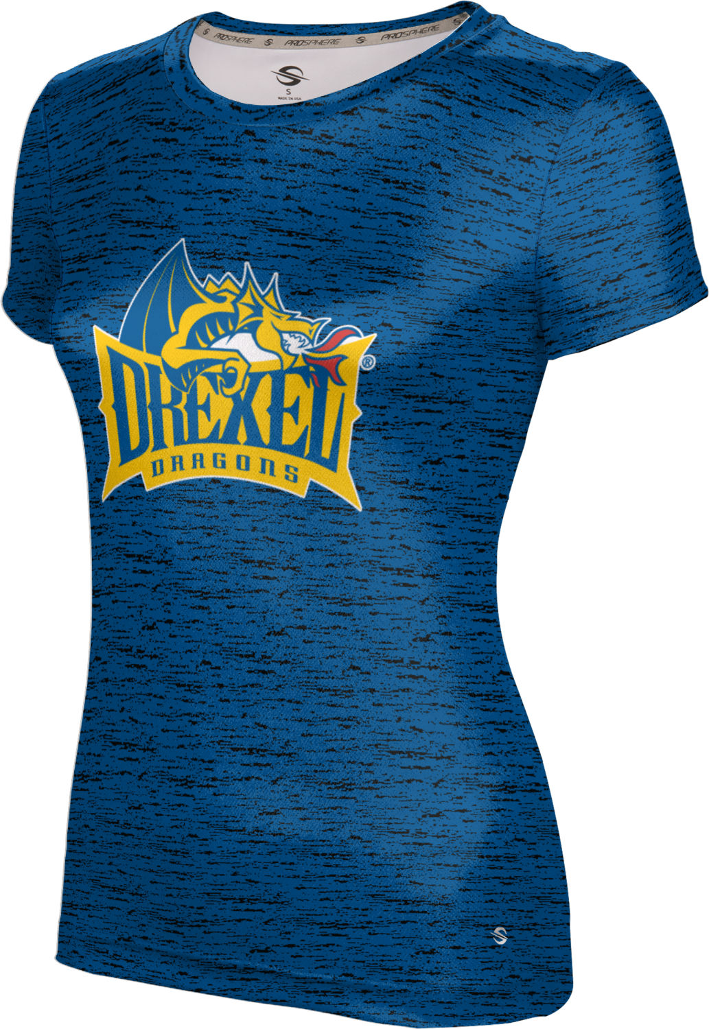 Brushed ProSphere Drexel University Girls Performance T-Shirt