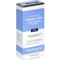 Facial Moisturizer: Neutrogena Healthy Skin Anti-Wrinkle Cream for Night